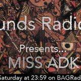 Miss Adk @ SysSounds Radioshow - BAG Station Radio -