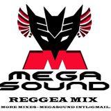 MEGASOUND INT - REGGAE MIX vol 5