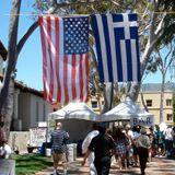Opa! X Marks the Spot interviews Jim Gerakaris of the San Luis Obispo Greek Festival