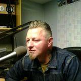 DJ Steve Stack Of Wax ~  ROCKIN' RADIO (includes interview with Bob Butfoy of JRSlim) ~ 18 March 15