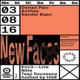 Env3 (Live PA) @ BHC: New Faces - Tresor Berlin - 03.08.2016