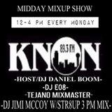 KNON 89.3 THROWBACK PARTY MIX OCT 22.2018 MONDAY MIDDAYMIXUP SHOW DJ JIMI