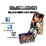 DJ BLEND SUMMER MIX 2014