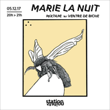 Marie la nuit #6 - Mixtape w/ Ventre de Biche