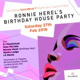 """#Ronnie H's 'House Party"""" Mix"""