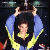 Rod Martin - Former Squash World Champion.