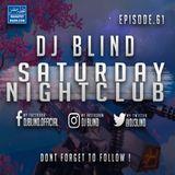 DJ Blind - Saturday Night Club EP 61