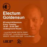 Coolectrik Session with Electum Goldensun at LocoLDN.com on 13 October 2015
