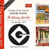WE DIG DEEPER #Cassette Three  04.11.17 Shaun Meikle & Martin P