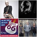 Route 66 Rock & Blues Radio Show (15/05/17) Wilko Johnson Interview plus new Johannes Maria Knoll