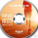 DAVE VAN GUTEN - SET LIVE MAYO 2016