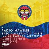 Afro-Colombia mix @ Radio Mawimbi show (Rinse FM)