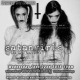 SATANGIRLs♥ blvk mass tapes vol. 1
