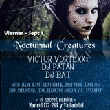 Nocturnal Creatures V mix by Gabriel BΔT