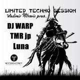 LIMITED TECHNO SESSION #016 - DJ Warp