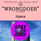 STAY HARDCORE vol.3 Promo Mix WRONGDOER - Alpaca