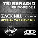TribeRadio 024 - Zack Hill