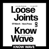 Loose Joints Radio with Ben Weaver / Here Press - February 21st, 2018