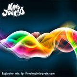Knob Jockeys mix for Friedmylittlebrain.com
