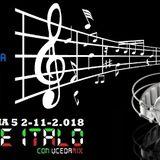 PROGRAMA 5 TEMPORADA 6 - 'I Love ITALO' 2-11-2018