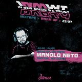 Warm Up > 25/07 > 22:00/24:00 > Manolo Neto