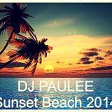DJ Paulee - Sunset Beach 2014