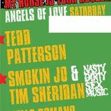 Tedd Patterson d.j. Disco Metropolis (Na) Angels of Love 16 07 05