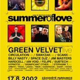 Surgeon [LIVE] @ Summer Of Love OA (18.08.2001) [1/3]
