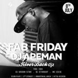 FabFridays 8tH July 2016 set two - Dj Apeman ( live set ) @clubPlay