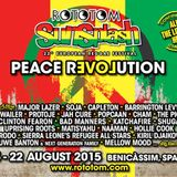 Bluebeat FM: ROTOTOM SUNSPLASH 2015 Special part 2