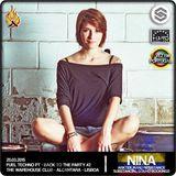 NINA PROMO MIX FUEL TECHNO PT BACK TO THE PARTY #2 @ WAREHOUSE (LISBOA.PT)