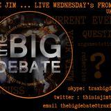 Judge Jim's Big Debate On Trax FM! - 30th March 2016