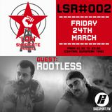 Low Syndicate Radio 002 - Rootless guest mix