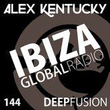 144.DEEPFUSION @ IBIZAGLOBALRADIO (Alex Kentucky) 04/09/18
