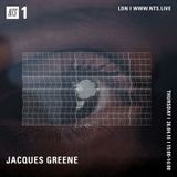 Jacques Greene - 26th April 2018