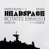 HEADSPACE ROTATES EPISODE 004 - BLK FUTURE MIX