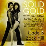 Zack Hill - Solid Gold 2014 (Set Four)