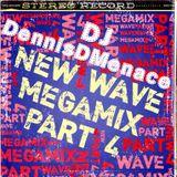 DJ DennisDMenace New Wave Megamix Part 4