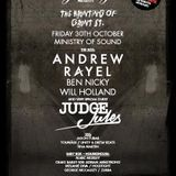 Craig Bailey vs Adrian Armstrong - Ministry Of Sound set mix - 30th Oct