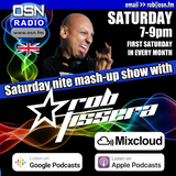 The Saturday Night Mash-up Show with Rob Tissera July 2019