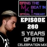 BR!NG THE BEAT !N Official Podcast [SPECIAL Episode 260; BEST OF 5 YEARS BTBI]