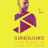 OSI - w/ ILARIO ALICANTE - TIAGO FRAGATEIRO - KLASH