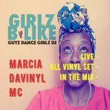 Girlz B Like: Marcia DaVinylMC London LIVE | 23.11.19 | Peckham Gallery