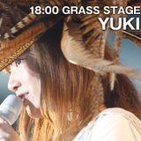 YUKI(ユキ) 2012-08-03 Rock In Japan Fes.2012
