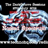 Dark Groove Sessions - Nomad Spectum's Guest Mix