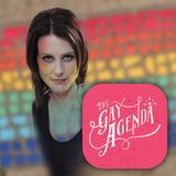 The Gay Agenda interview Heather Peace