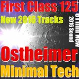 First Class 125 ....61 min Best Analg Minimal Sound !....Ostheimer 9 Live Rec ...Musik for Dancing !