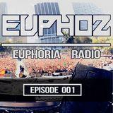 EuphoRia Radio #001