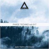 Saan Trape & Pischalov – Phase Techno Podcast vol.17 @ NONAME.FM