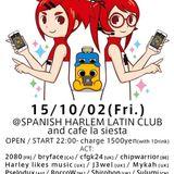 Live @ 1H1D, Kyoto, Japan, October 2015